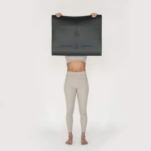 Yoga mat Handstand